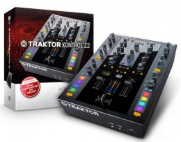 Native Instruments - Traktor Kontrol Z2 - autoryzowany dealer Native Instruments