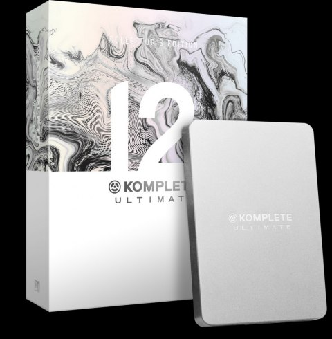 Native Instruments KOMPLETE 12 ULTIMATE COLLECTOR'S EDITION UPGRADE z KOMPLETE 8-12 pakiet oprogramowania