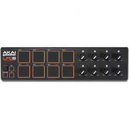 AKAI LPD 8 – Mini kontroler USB/MIDI