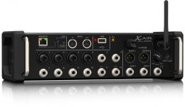 Behringer XR12 - 12-kanałowy mikser cyfrowy rack z routerem WiFi iPad/Android