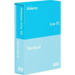 ABLETON Live 10 Standard EDU (Box) - autoryzowany dealer Ableton