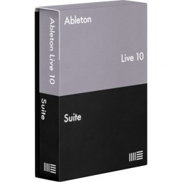 ABLETON Upgrade z Intro do Live 10 Suite (Box) - autoryzowany dealer Ableton