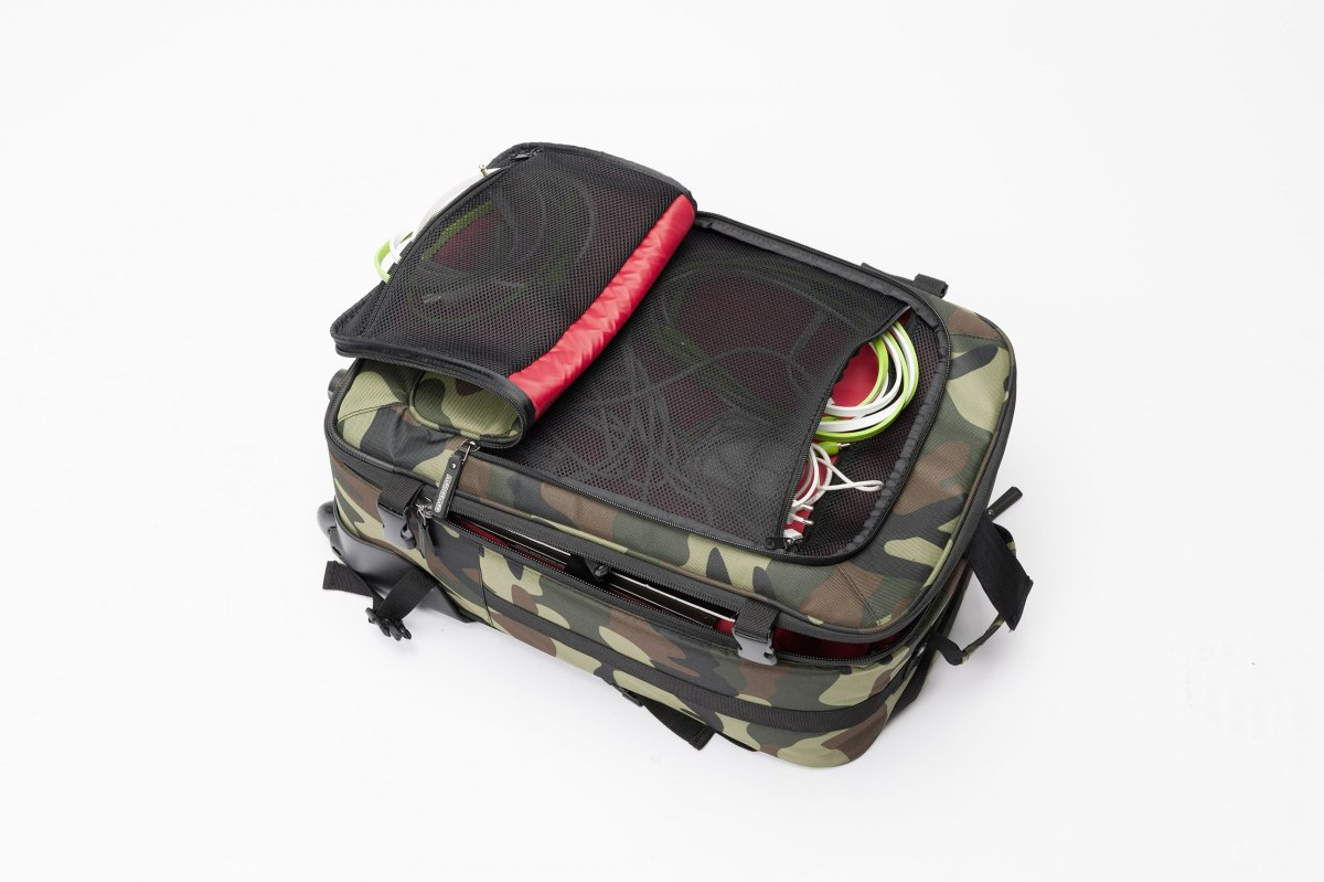 Magma DIGI Carry-on Trolley Camouflage