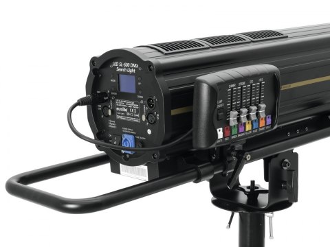 Eurolite - Reflektor prowadzący LED SL-600 DMX Search Light