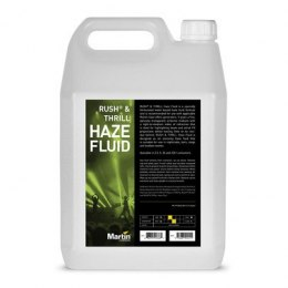 MARTIN JEM - Płyn do dymu RUSH&THRILL HAZE FLUID 5L